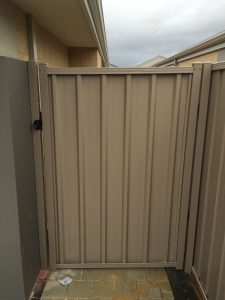Colorbond Fencing & Gates Perth